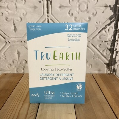 TRU EARTH Laundry Strips Linen