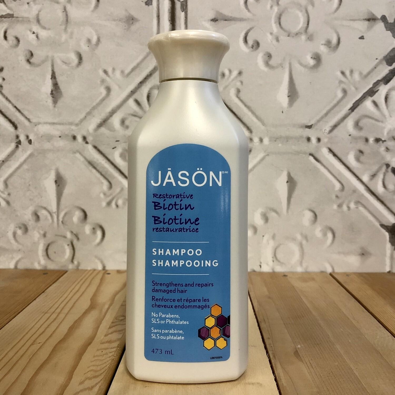 JASON Shampoo Biotin 473ml