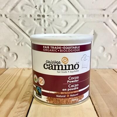 CAMINO  Natural Cocoa Powder 224g