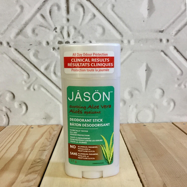 JASON Deodorant Aloe Vera 71g
