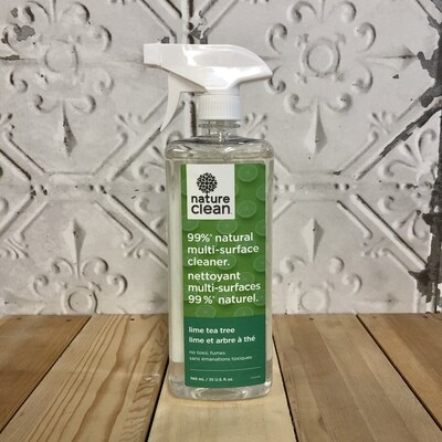 NATURE CLEAN Multi-Surface Cleaner 740ml