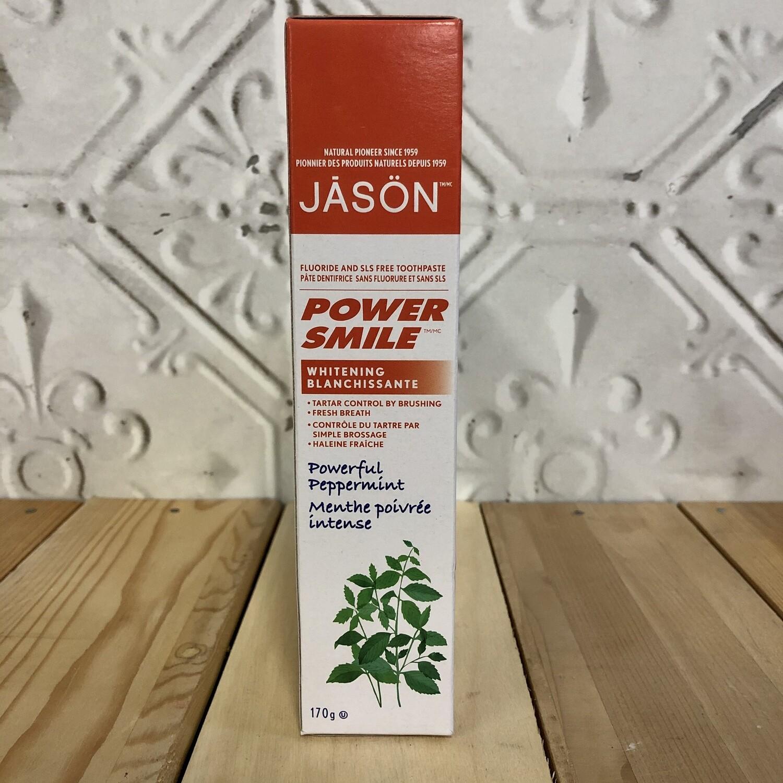 JASON Toothpaste Power Smile 170g
