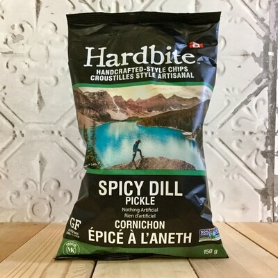 HARDBITE Spicy Dill Pickle 150g