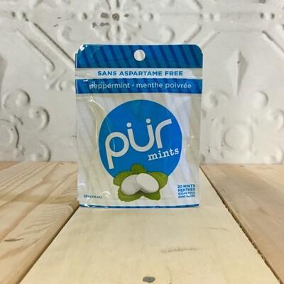 PUR Mints Peppermint 22g