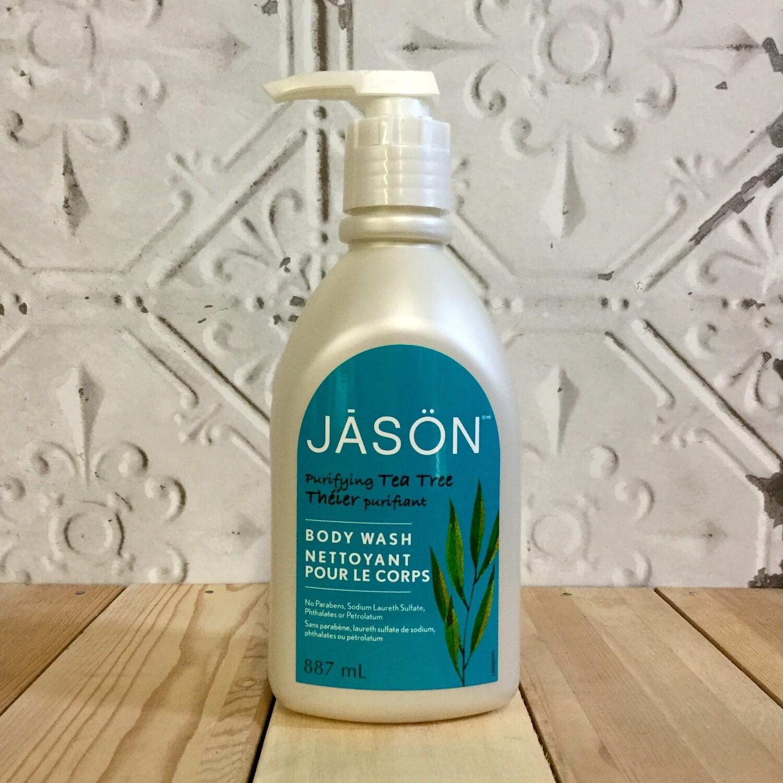 JASON Body Wash Tea Tree 887ml