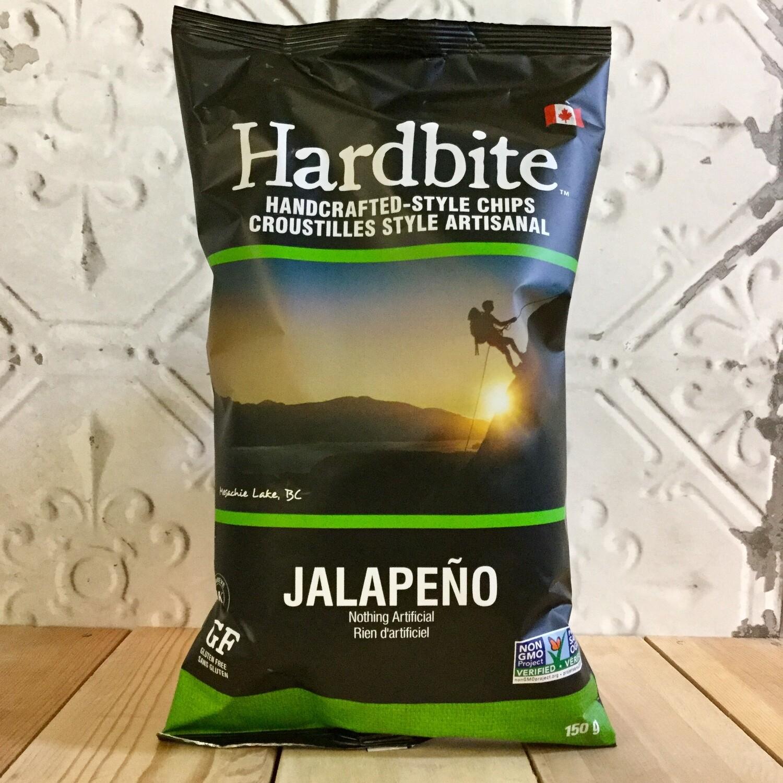 HARDBITE Chips  Jalapeno 150g