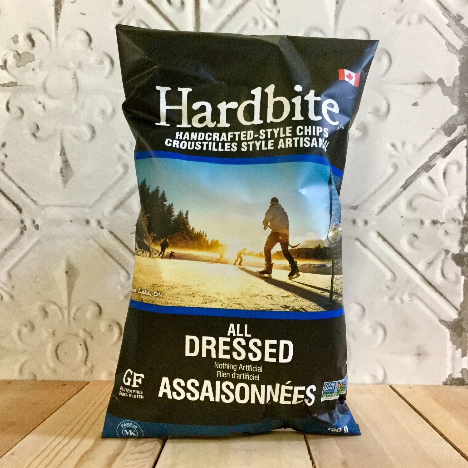 HARDBITE Chips All Dressed 150g