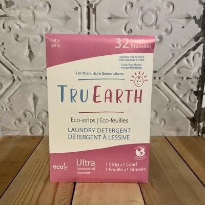 TRU EARTH Laundry Strips Baby