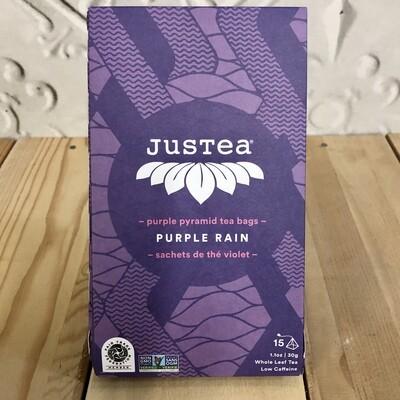 JUSTEA Tea Bags Purple Rain