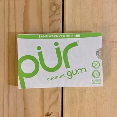 PUR Gum Coolmint 9pk