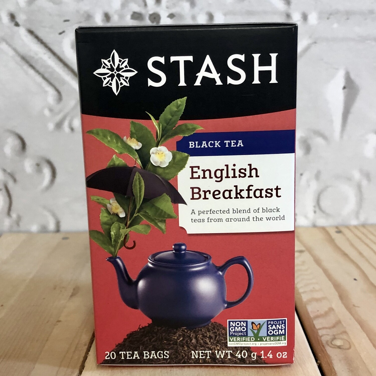 STASH Tea Eng Breakfast 20 bags