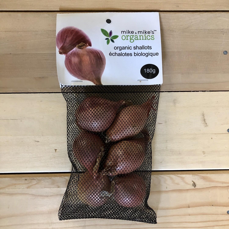 SHALLOTS Organic 180g