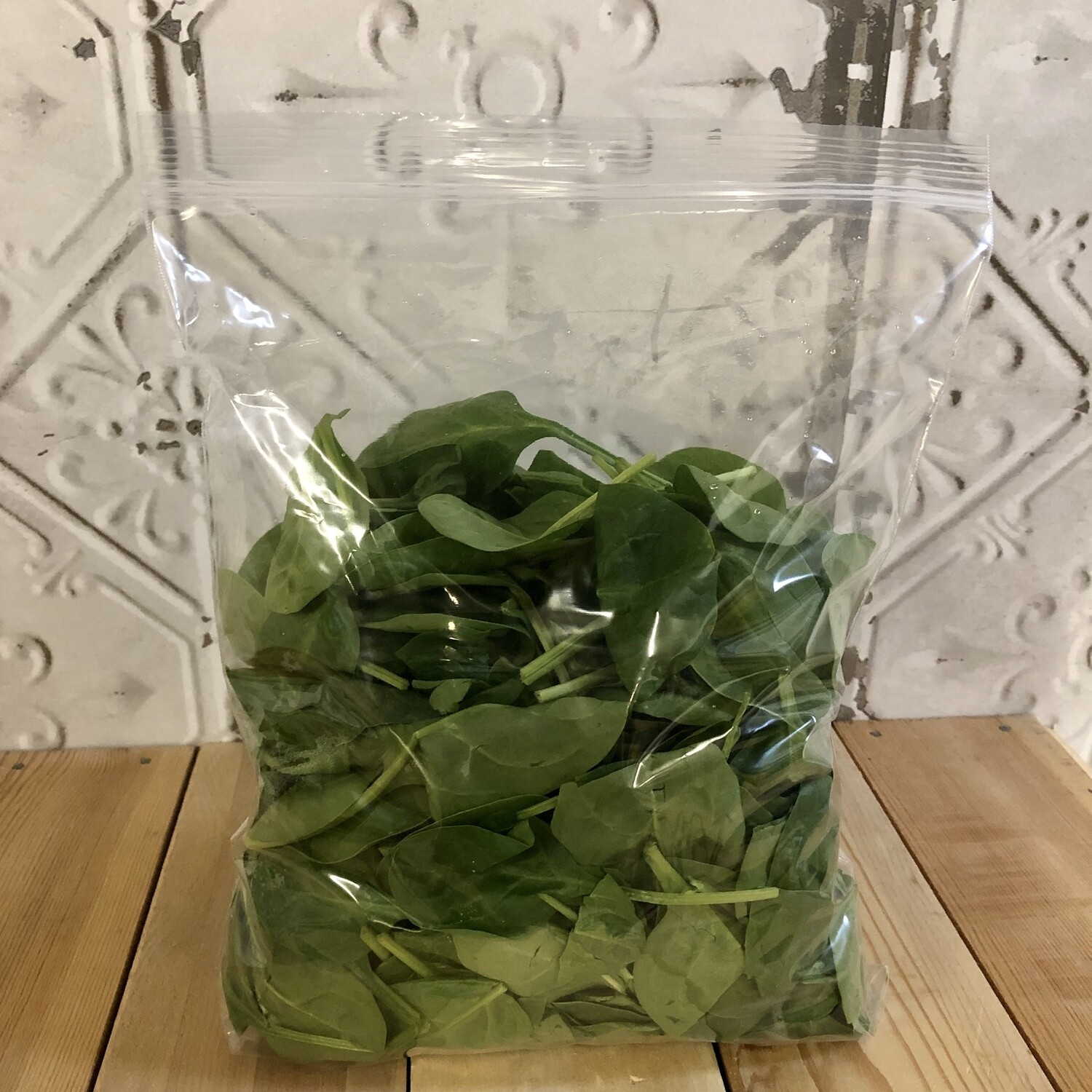SALAD MIX - BABY SPINACH