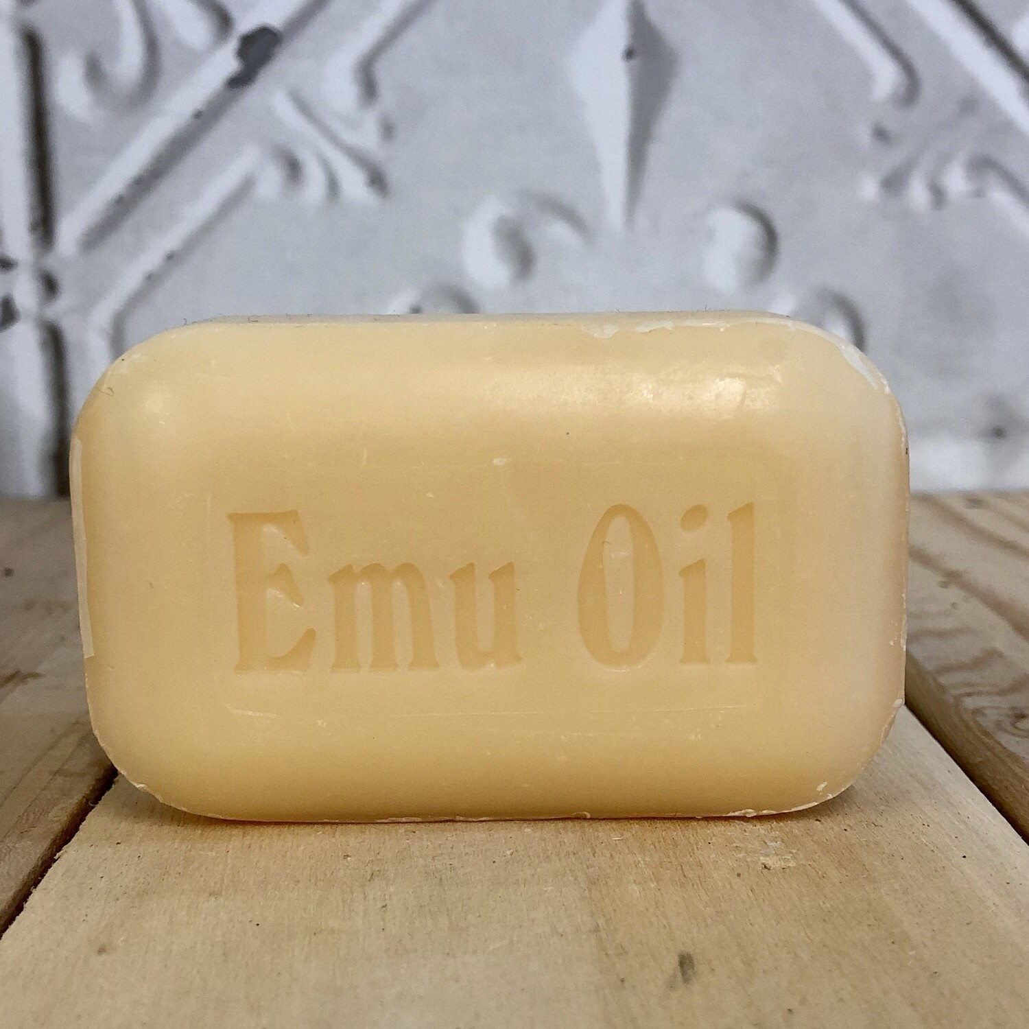 SOAP WORKS Bar Emu Oil