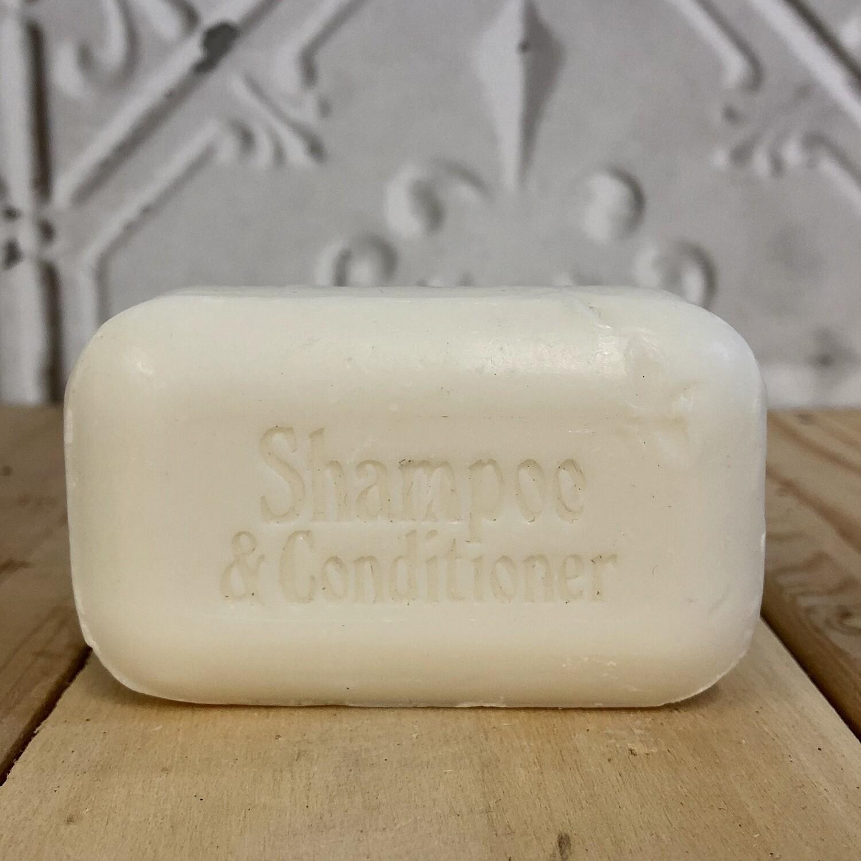 SOAP WORKS Bar Shampoo & Conditioner