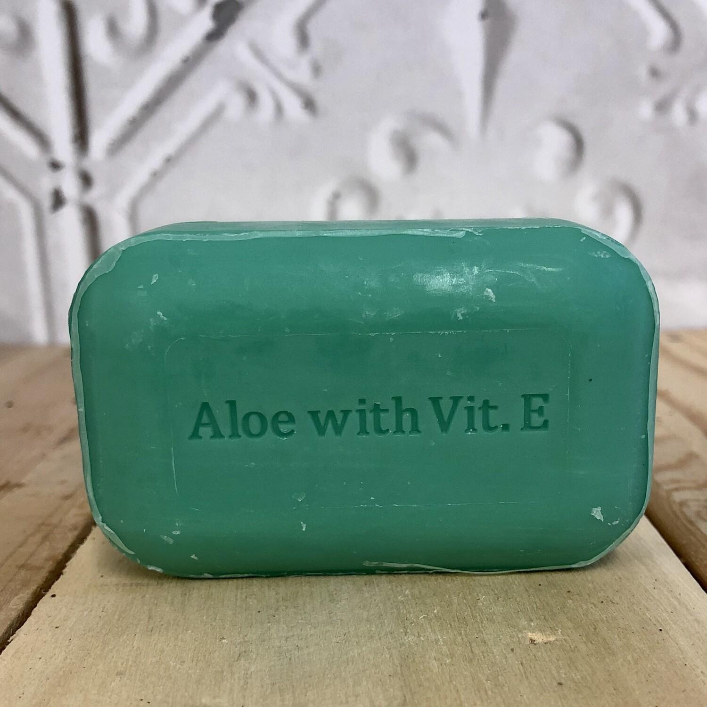 SOAP WORKS Bar Aloe Vitamin E