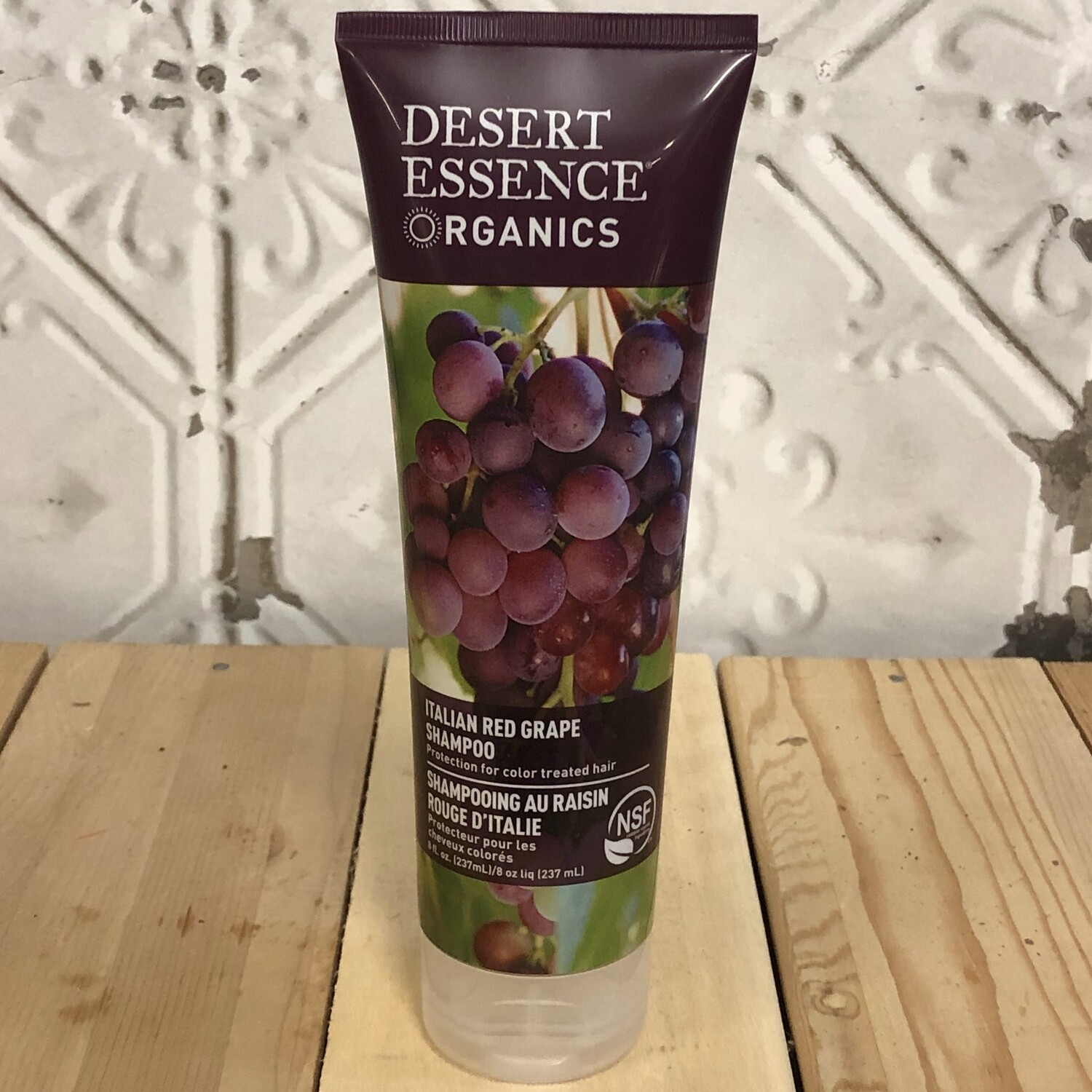 DESERT ESSENCE Shampoo Red Grape