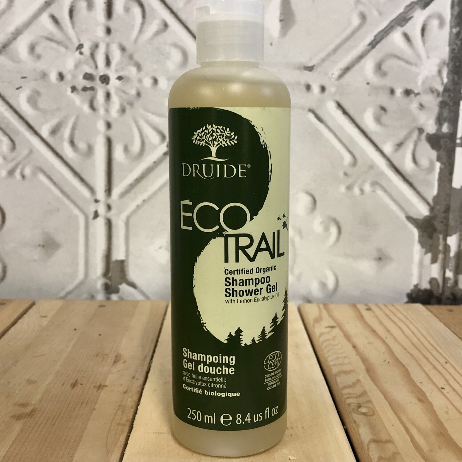 DRUIDE Eco Trail Shampoo Shower Gel 250ml