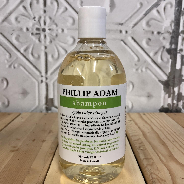 PHILLIP ADAM Apple Cider Vinegar Shampoo 355ml