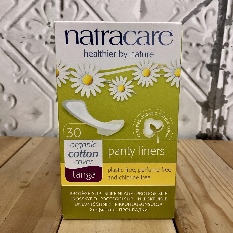 NATRACARE Panty Liners 30ct Tanga
