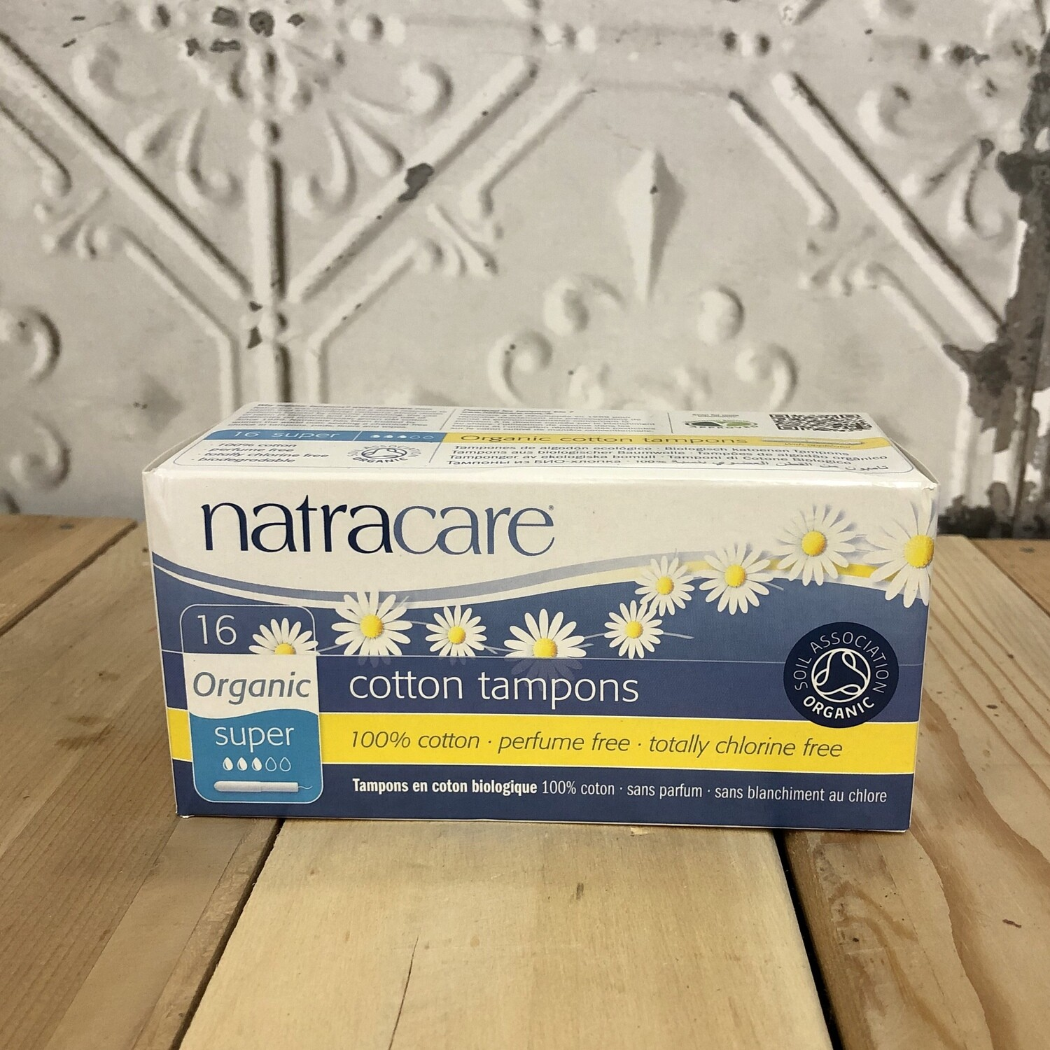 NATRACARE Tampons Super 16ct