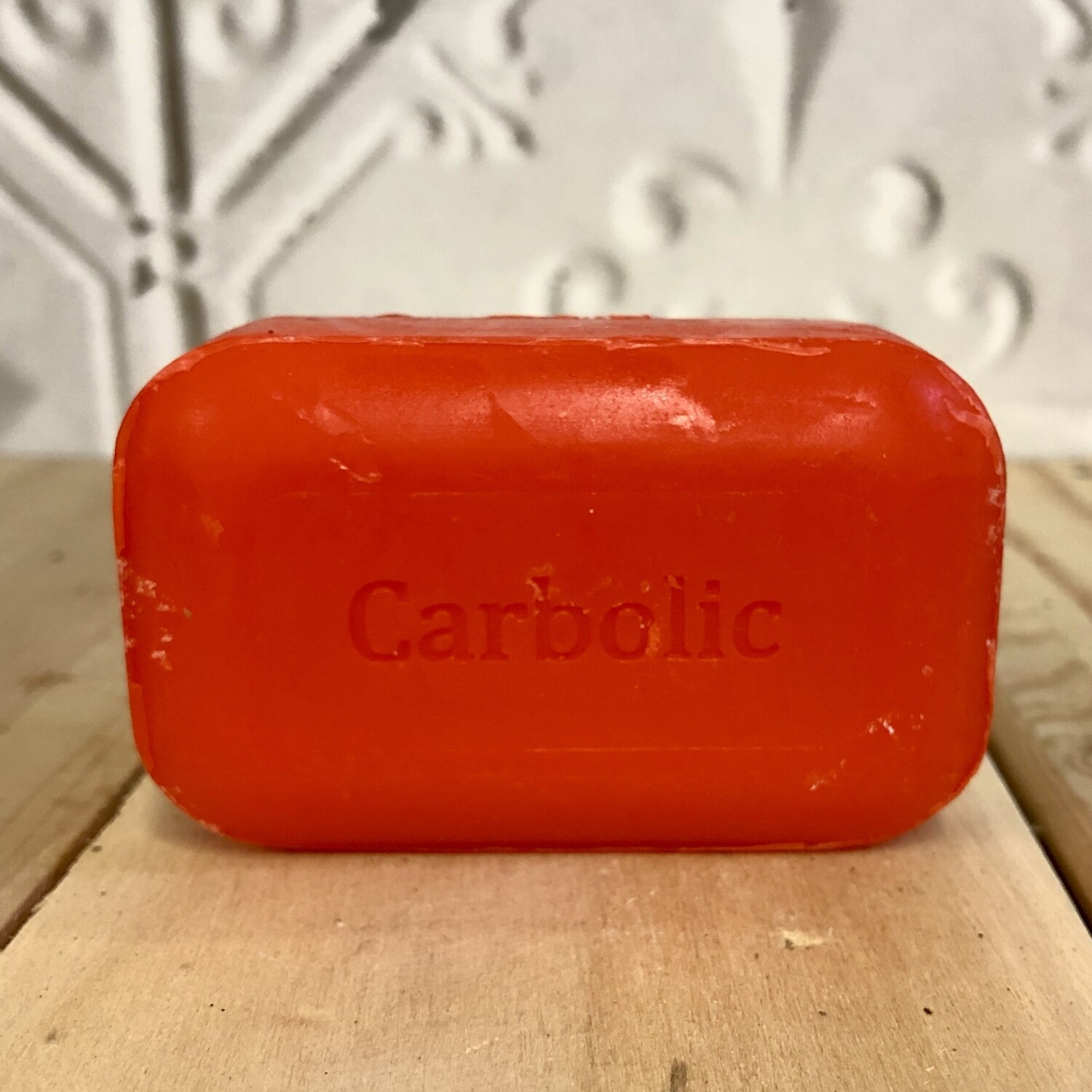 SOAP WORKS Bar Soap Carbolic