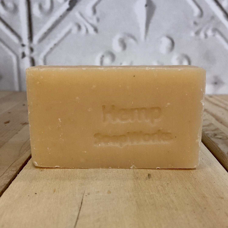 SOAP WORKS Bar Soap Hemp