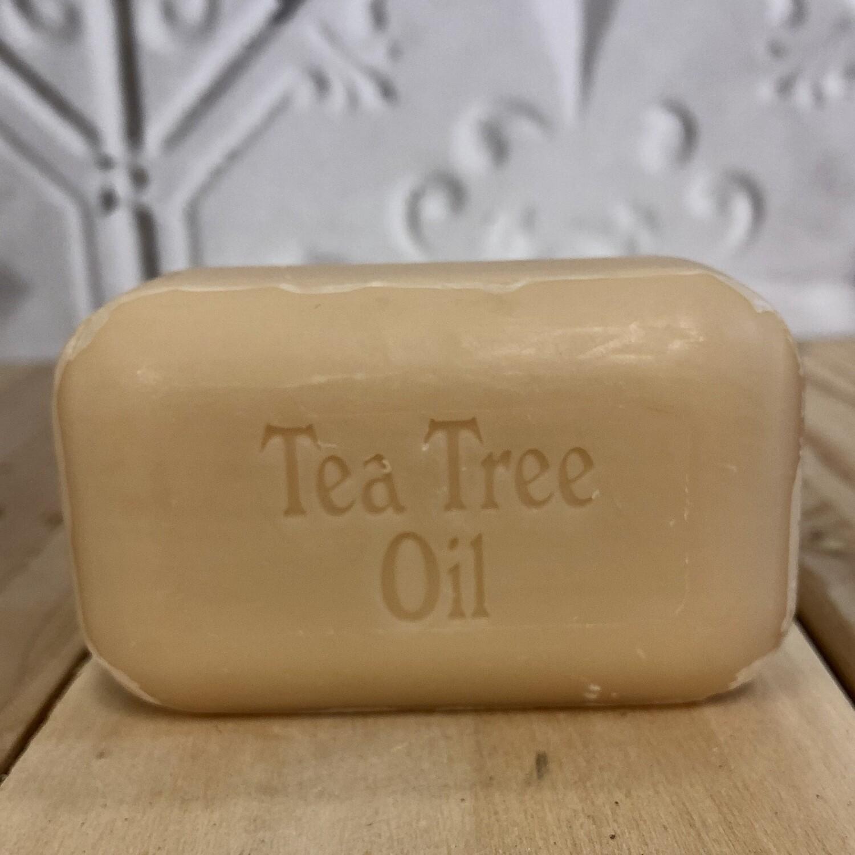 SOAP WORKS Bar Tea Tree