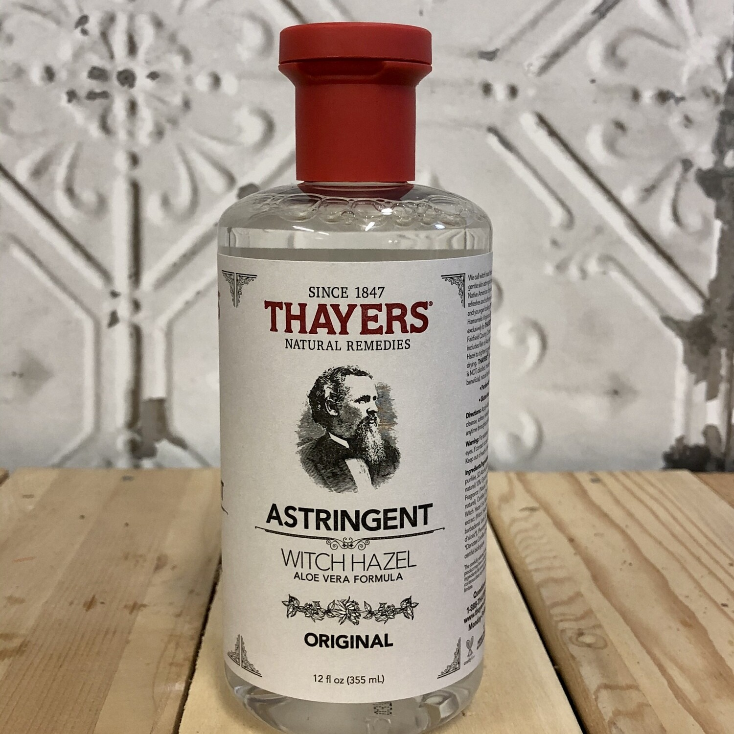 THAYERS Astringent Witch Hazel 355ml