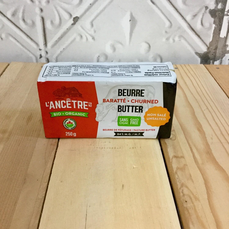 LANCETRE Butter Unsalted 250g