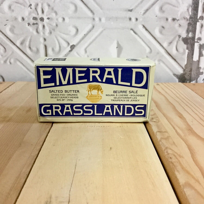 EMERALD Grassfed Salted Butter 250g