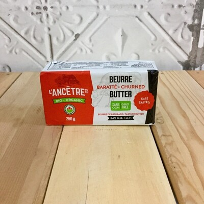 LANCETRE Salted Butter 250g