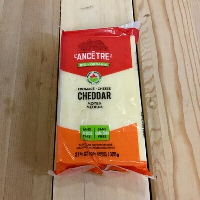LANCETRE Medium Cheddar 325g