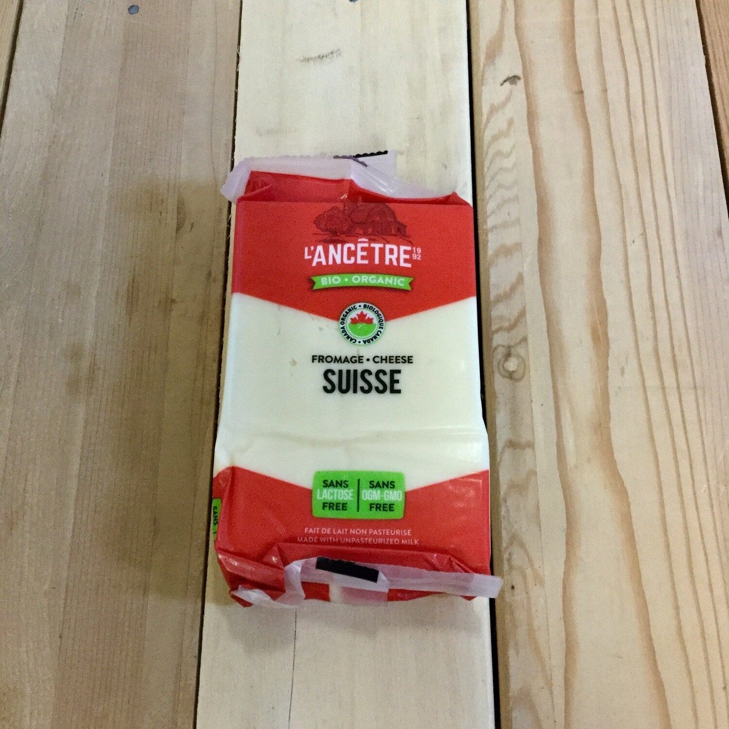 LANCETRE Swiss Cheese 325g