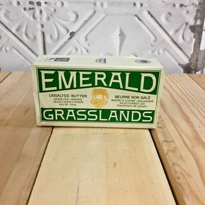 EMERALD Grassfed Unsalted Butter