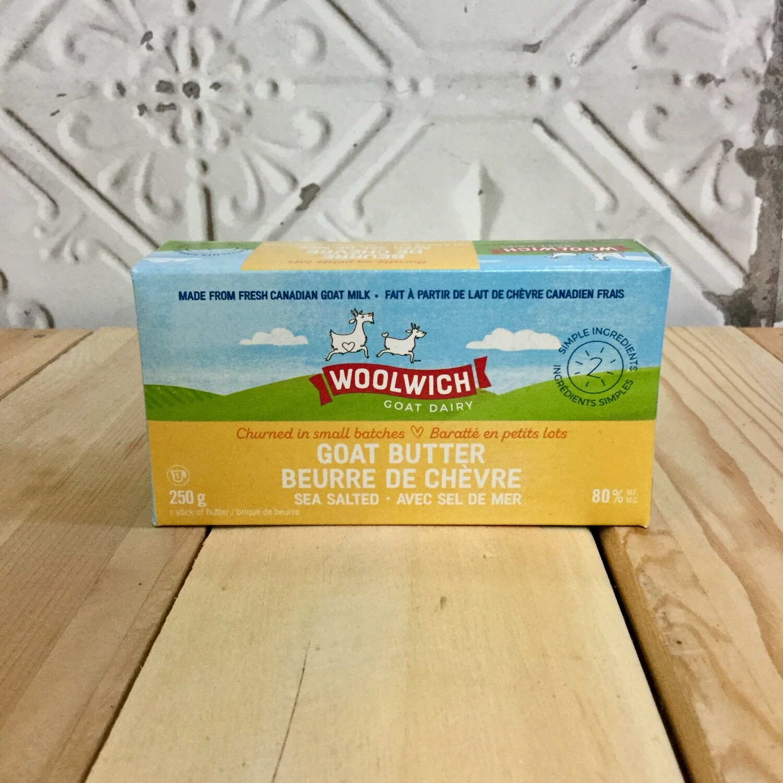 WOOLWICH Goat Butter 250g