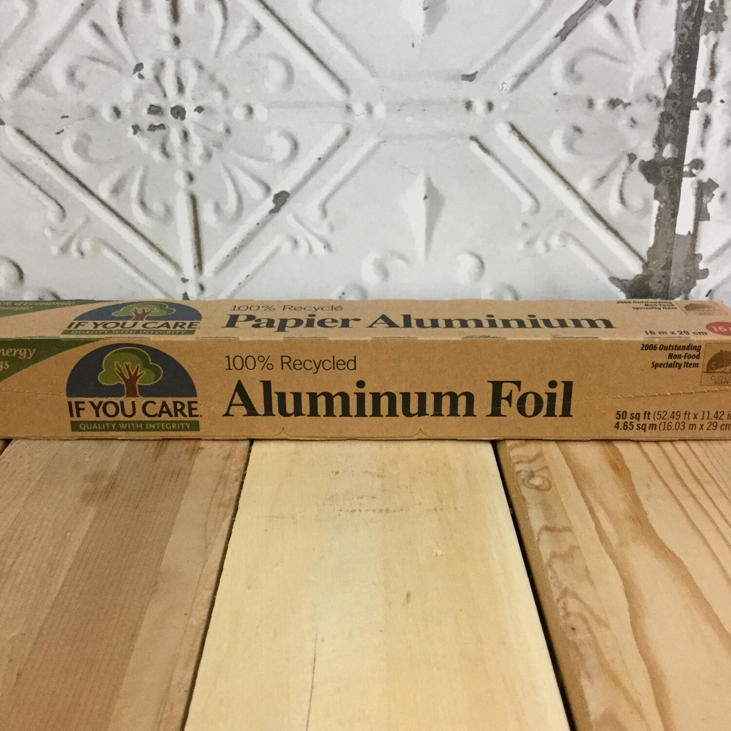 IF YOU CARE Aluminum Foil 50 sq ft