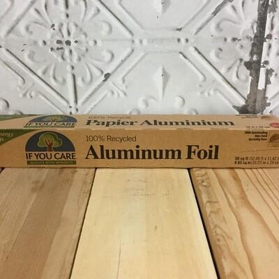 IF YOU CARE Aluminum Foil 50 sq ft
