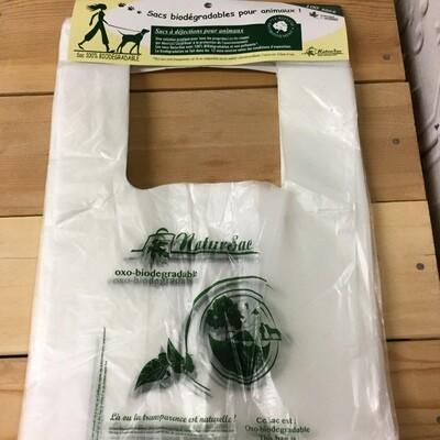 NATURSAC Dog Waste Bags 100ct