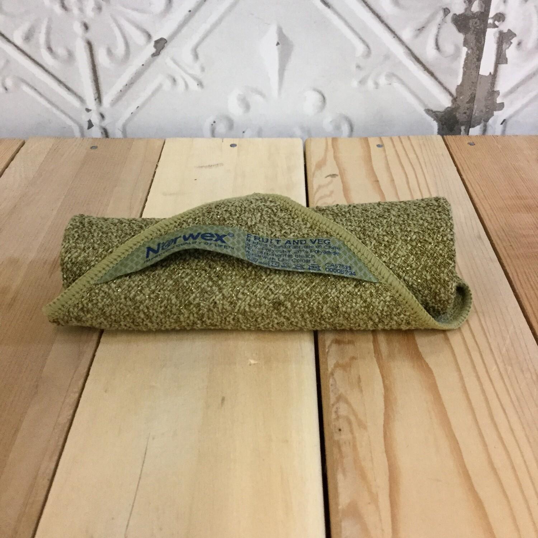 NORWEX Veg & Fruit Scrub Cloth
