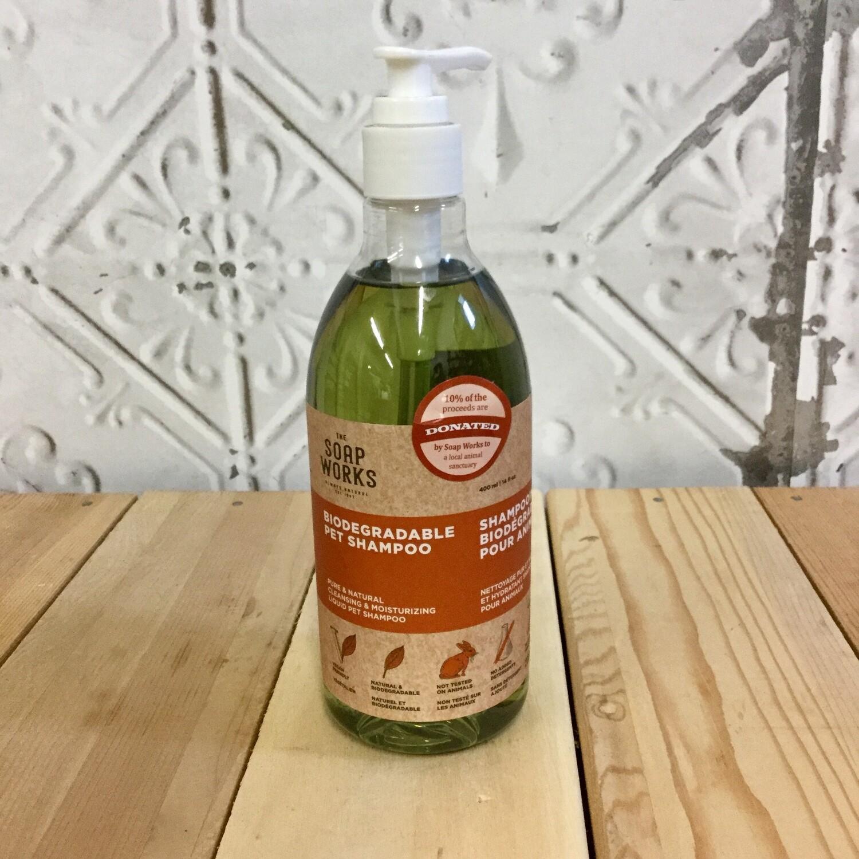 SOAP WORKS Pet Shampoo 400ml
