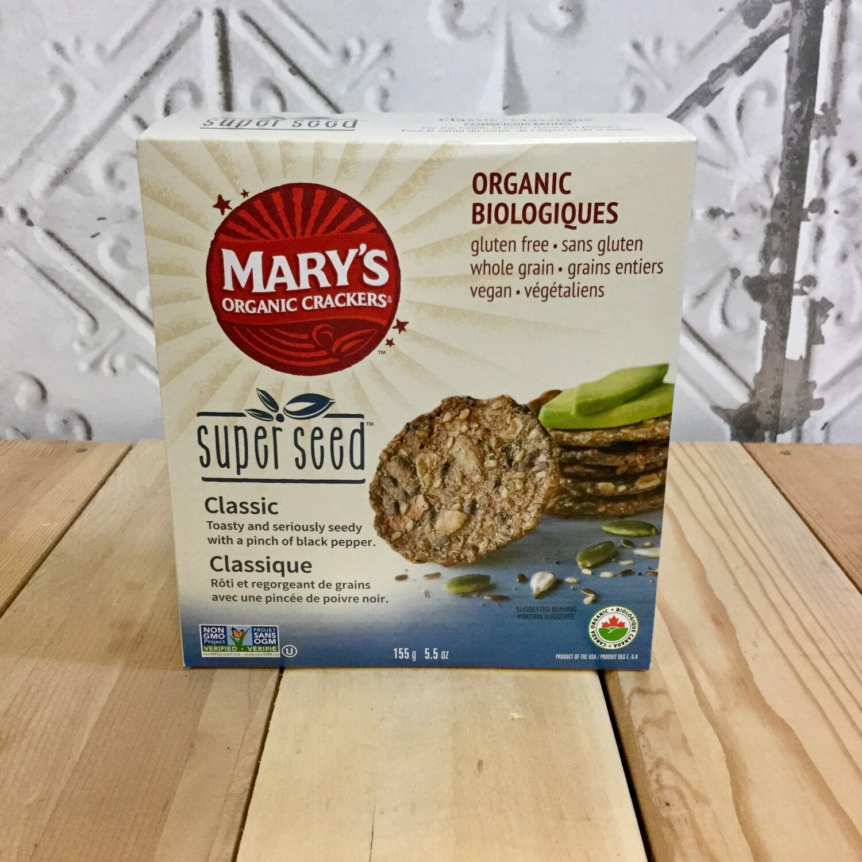 MARYS Super Seed Cracker