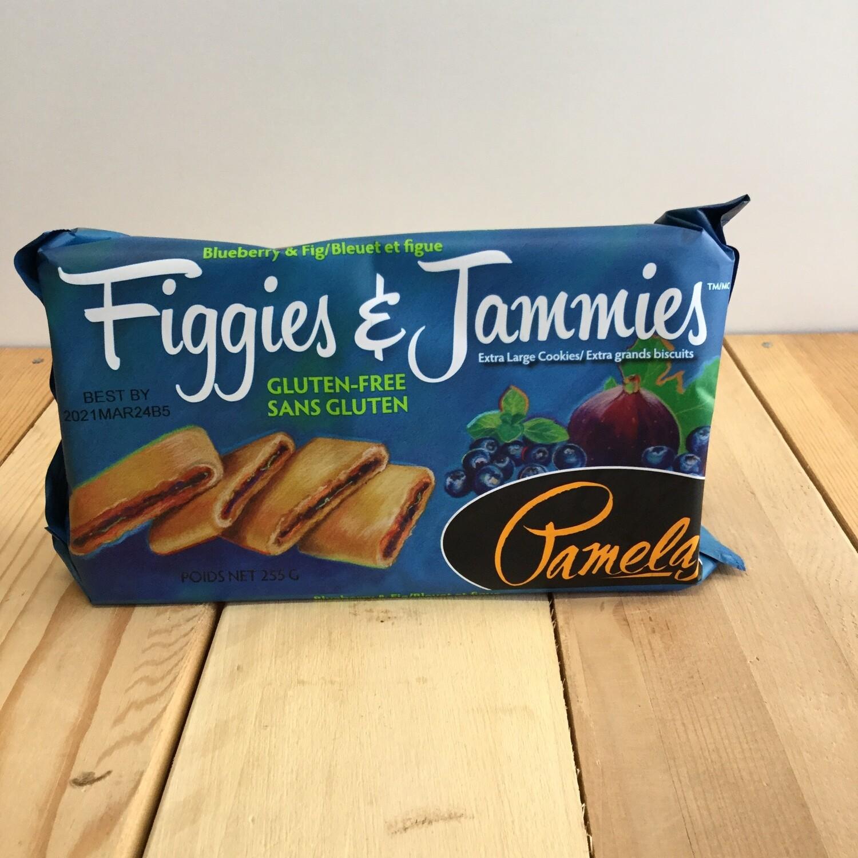 PAMELAS Figgies & Jammies Blueberry
