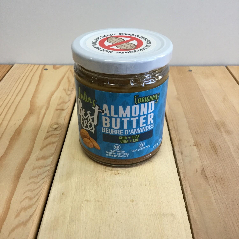 JULIA'S BEST EVER Almond Butter - Original
