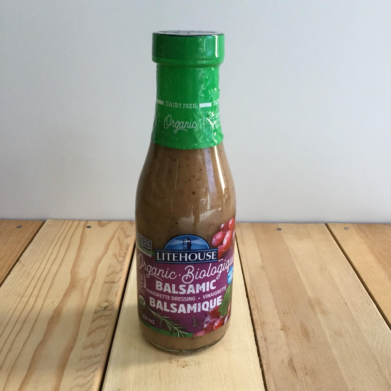 LITEHOUSE Balsamic Dressing Organic 332ml