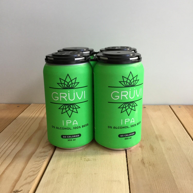 GRUVI IPA 4 pack