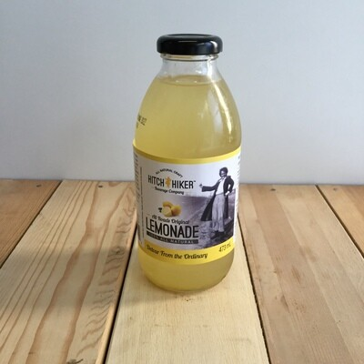 HITCH HIKER Lemonade 473mL