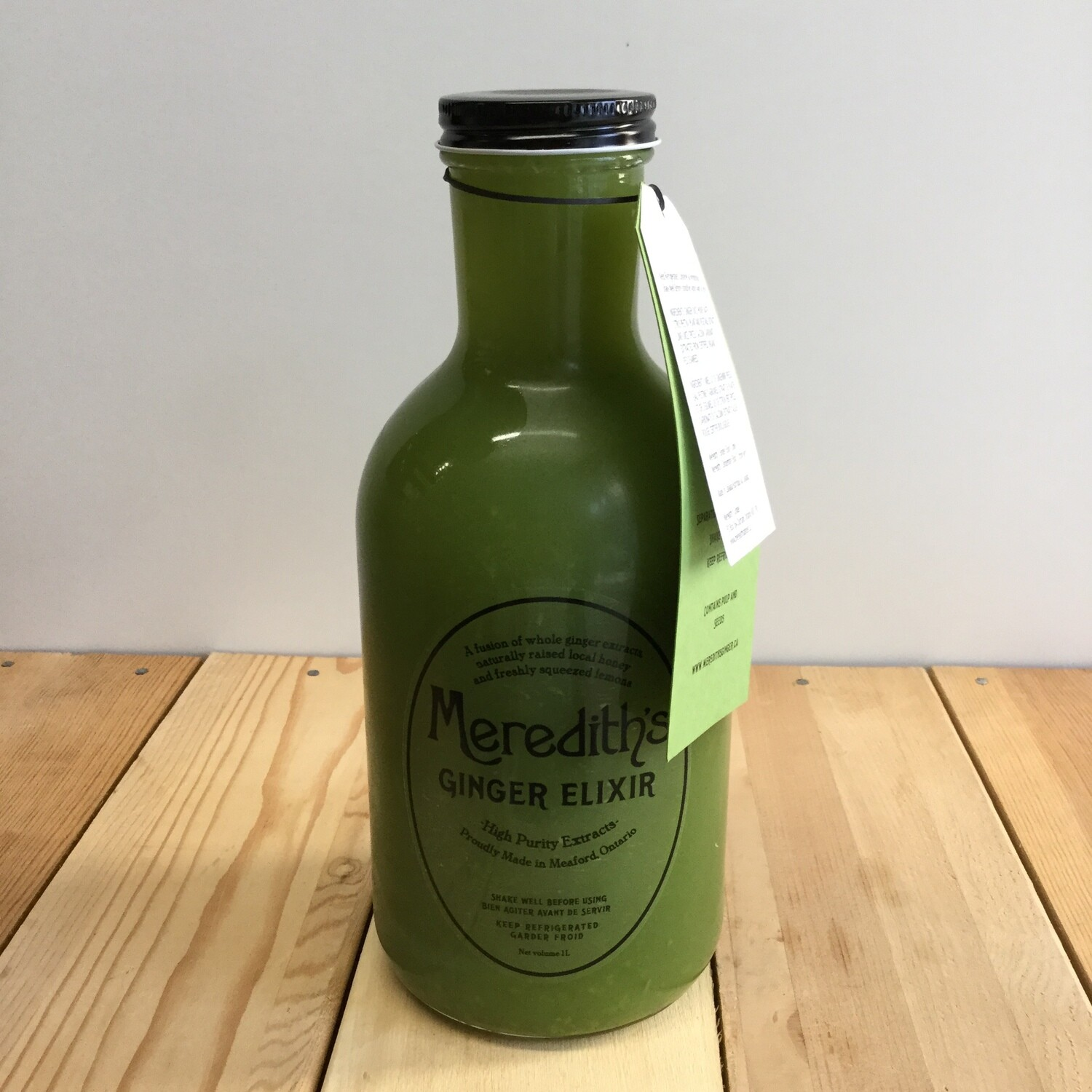 MEREDITHS - LIME ELIXIR 1L