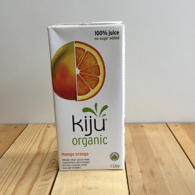 KIJU Juice Mango/Orange 1L
