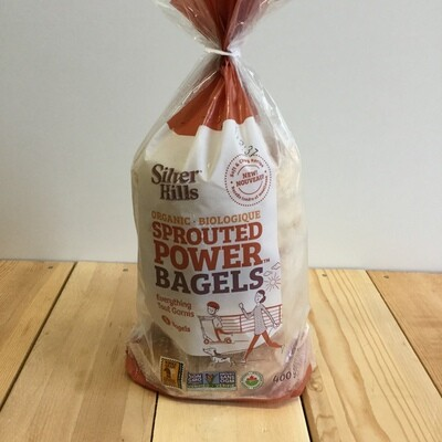 SILVER HILLS Sprouted Everything Bagel 400g